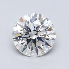 1.20 Carat 圓形 Diamond 理想 H VS2