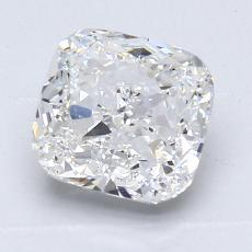 Recommended Stone #2: 1.70-Carat Cushion Cut Diamond