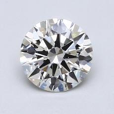 1.21 Carat 圓形 Diamond 理想 I VVS2
