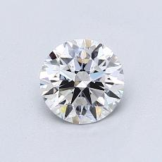 Recommended Stone #2: 0.70-Carat Round Cut