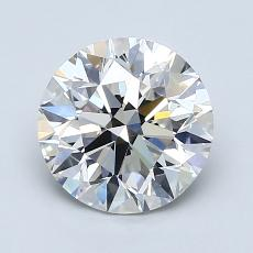 Recommended Stone #4: 1.61-Carat Round Cut