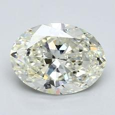 Recommended Stone #1: 2,03-Carat Oval Cut
