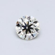 推薦鑽石 #3: 0.46  克拉圓形 Cut