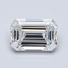 1.20 Carat 绿宝石 Diamond 非常好 D VVS2