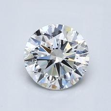 1,01 Carat Rond Diamond Bonne D VS1
