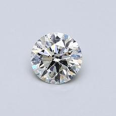 推薦鑽石 #3: 0.41  克拉圓形切割