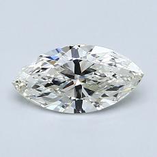 推薦鑽石 #3: 0.70 克拉欖尖形切割