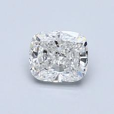 Recommended Stone #1: 0,80-Carat Cushion Cut