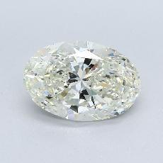 推薦鑽石 #2: 3.08  克拉橢圓形切割