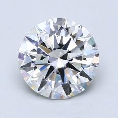 1.51 Carat 圓形 Diamond 理想 F VS2
