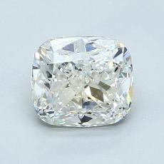 1.20-Carat Cushion Diamond Very Good G VVS2