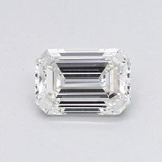 Recommended Stone #4: 0.78-Carat Emerald Cut