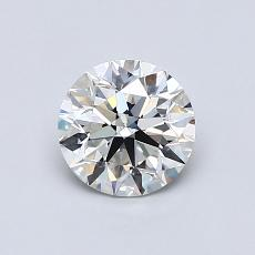 Recommended Stone #4: 0.80-Carat Round Cut