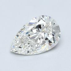 Recommended Stone #4: 1.20-Carat Pear Shaped