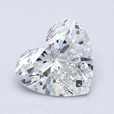 オススメの石No.2:1.08 Carat Heart Shaped
