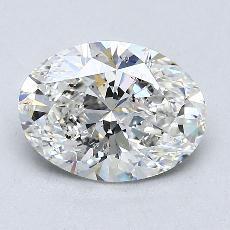 1.52-Carat Oval Diamond Very Good G SI2