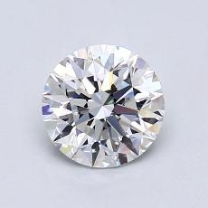 1.01 Carat 圓形 Diamond 理想 F VVS2
