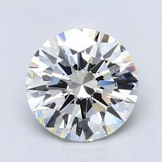 Recommended Stone #3: 1.51-Carat Round Cut