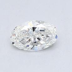 Recommended Stone #4: 0.60-Carat Oval Cut