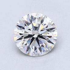 Recommended Stone #1: 1.20-Carat Round Cut
