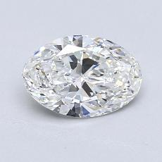 Recommended Stone #4: 1.20-Carat Oval Cut