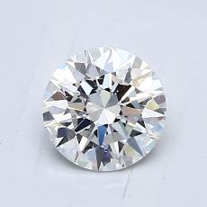 1.01-Carat Round Diamond Ideal G VS1