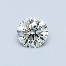 Recommended Stone #4: 0.51-Carat Round Cut