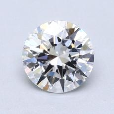 Recommended Stone #1: 0,95-Carat Round Cut