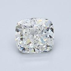 Recommended Stone #1: 1.02-Carat Cushion Cut