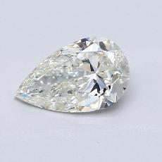 Recommended Stone #4: 1.50-Carat Pear Shaped
