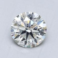 0.80 Carat Redondo Diamond Ideal I VS2