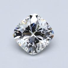 1.01-Carat Cushion Diamond ASTOR G VVS2