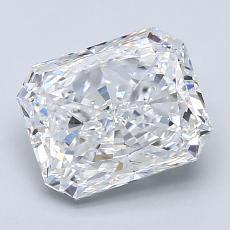 推荐宝石 3:2.52 克拉雷迪恩型切割