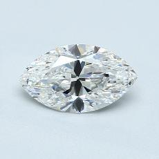 Recommended Stone #3: 1.05-Carat Marquise Cut