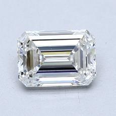 1.04 Carat 绿宝石 Diamond 非常好 G VVS2
