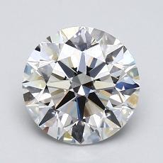 1.51 Carat 圓形 Diamond 理想 G VS2