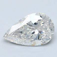 Recommended Stone #3: 1.32-Carat Pear Shaped