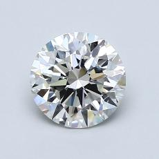 Recommended Stone #1: 1.12-Carat Round Cut