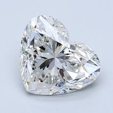 Recommended Stone #3: 1.79-Carat Heart Shaped