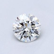推荐宝石 4:0.71 克拉圆形切割