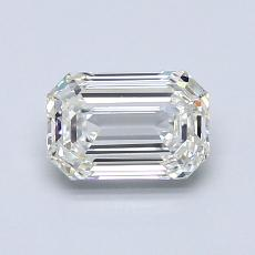Recommended Stone #1: 1.02-Carat Emerald Cut