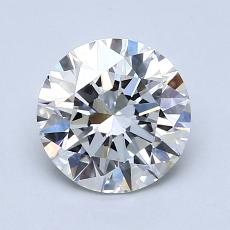 Recommended Stone #1: 1.22-Carat Round Cut