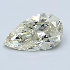 Recommended Stone #1: 1.20-Carat Pear Shaped
