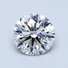 Recommended Stone #3: 1.09-Carat Round Cut