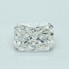 推薦鑽石 #2: 0.70 克拉雷地恩明亮式切割