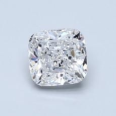 Recommended Stone #4: 0.83-Carat Cushion Cut