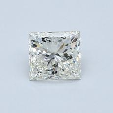 Recommended Stone #3: 0.70-Carat Princess Cut