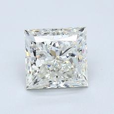 推荐宝石 4:1.04 克拉公主方型切割