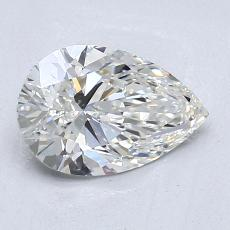 Recommended Stone #2: 1.13-Carat Pear Shaped