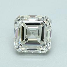 Recommended Stone #3: 1.31-Carat Asscher Cut